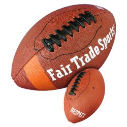 Fair trade football