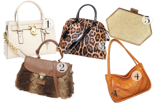 Snatch up these stylish bags