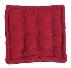 Seen here: Corduroy Floor Pillow (Urban Outfitters, $39.00)