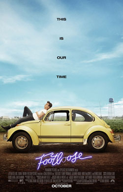 Footloose remake poster