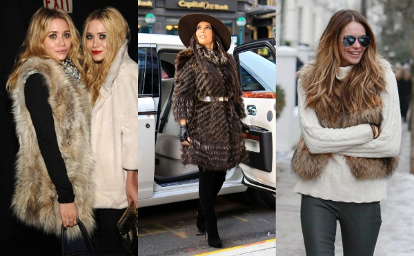 Mary Kate & Ashley Olsen - Kim Kardashian - Elle Macpherson