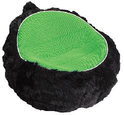 Lumisource Furry Pod Chair