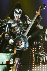 Gene Simmons gets the axe
