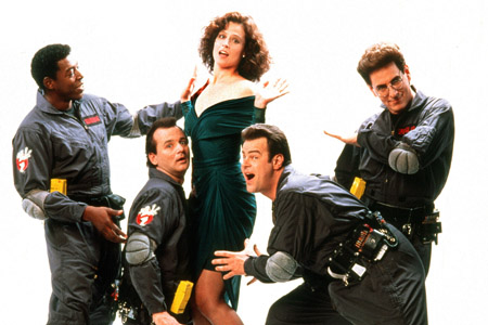 Ghostbusters 3 is happening, according to one of the stars