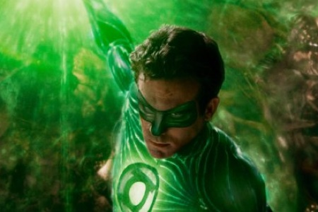 Green Lantern wants Batman's mojo