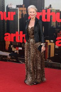Helen Mirren, voted Best Body!