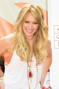 Hilary Duff & Mike Comrie: Baby time!