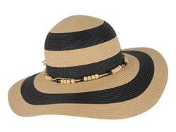 Seen here: Floppy hat