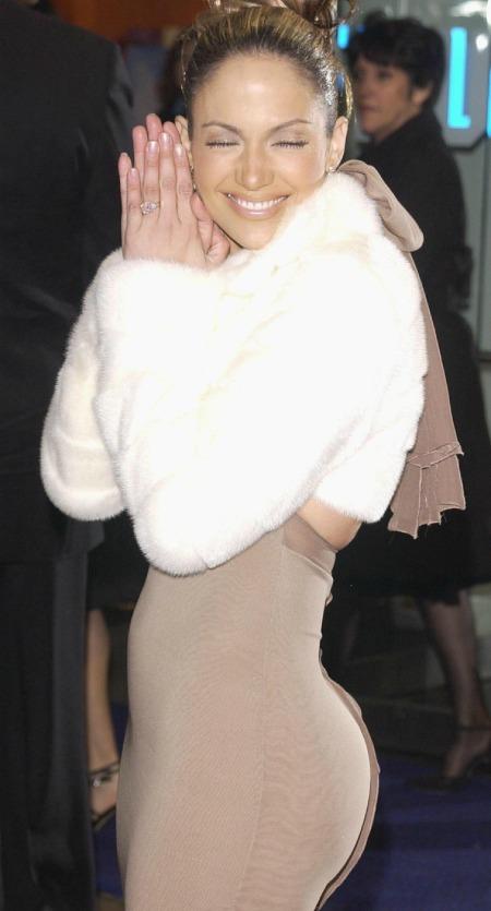 Jennifer Lopez Butt Implant 7