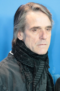 Jeremy Irons on sexual harassment