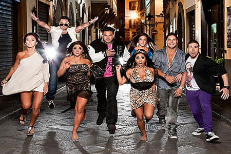 Jersey Shore is finally back!