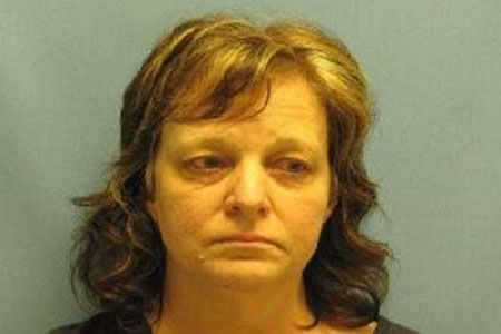 Jesse James sister arrested in June