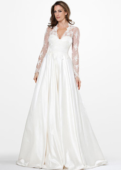 JS Colleections 'Duchess' Wedding Gown