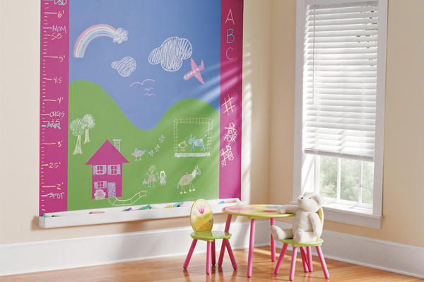 Kids chalkboard paint
