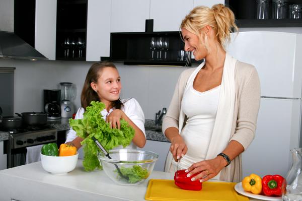 Step away from foodborne illness