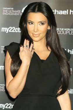 Kim Kardashian wedding dress designer revealed