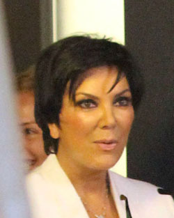 Kris Jenner gets a facelift