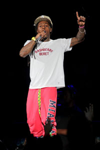 Is Lil Wayne gay