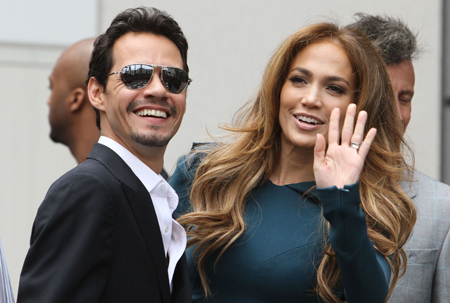 JLo & Marc Anthony back together