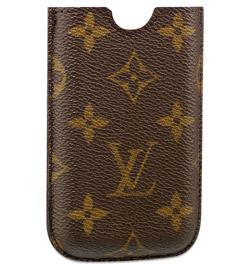 iPhone 4 Case in Louis Vuitton's signature Monogram Canvas