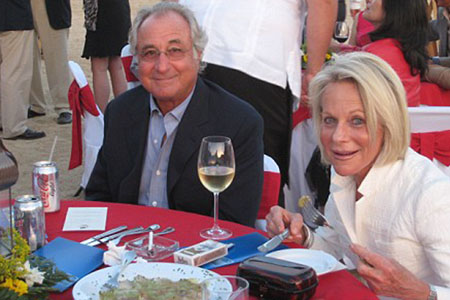 Ruth Madoff divorcing Bernie Madoff