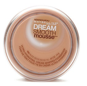 maybelline whipped foundation