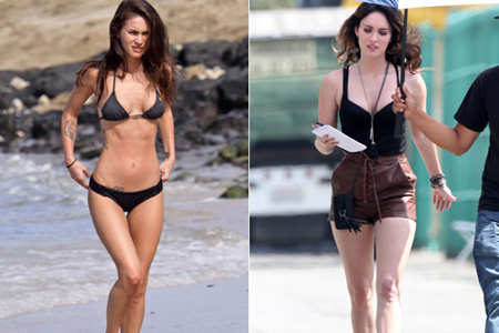 Curvier Megan Fox Talks Weight Gain And Ditching Strict Diet