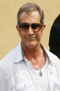 Mel Gibson gets with ex for a party