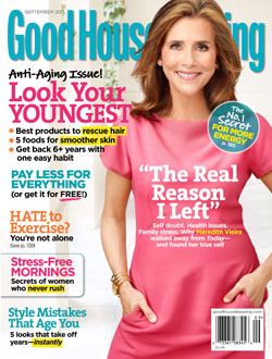Meredith Vieira talks about hubby