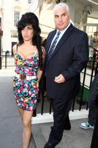 Amy Winehouse Mitch Winehouse