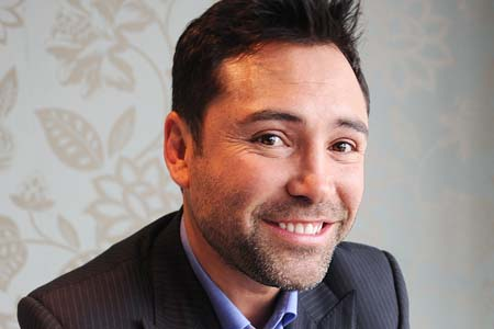 Oscar De La Hoya thought about suicide