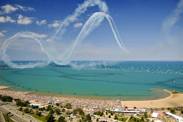 Air & water show