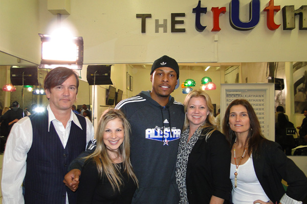Paul Pierce teams upo with Home by Novogratz