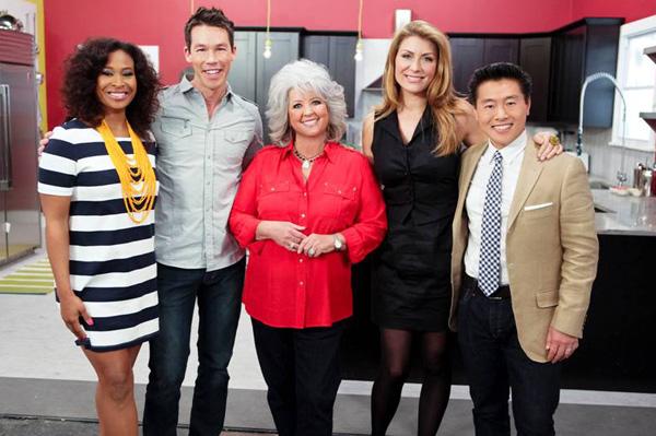 Paula Deen on HGTV Design Star