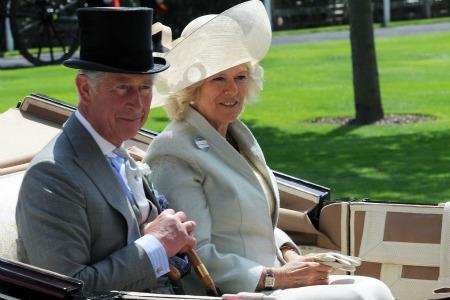 Prince Charles and Camilla adopt a dog