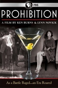 Ken Burns Prohibition to PBS