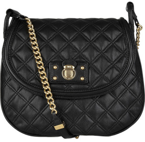 Marc Jacobs Cooper quilted-leather shoulder bag