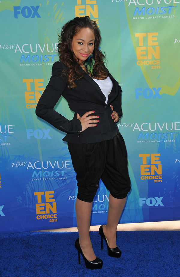 Raven Symone at TCA