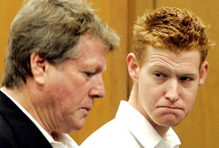 Redmond O'Neal faces drug, gun charges