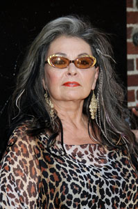 Roseanne Barr wants Obama's role