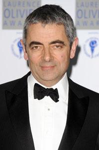 Mr. Bean destroys F1 McLaren