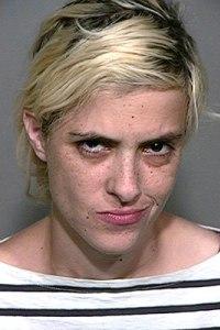 Samantha Ronson mugshot