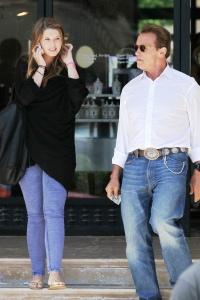 Schwarzenegger family drama