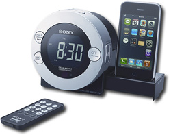 Alarm Clock & iPod Dock
