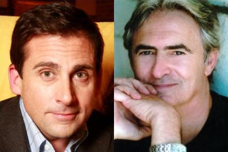 Steve Carell and David Steinberg team up for Showtime's Laughing Stock in 2012