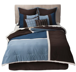 Bryant Color Squares bedding