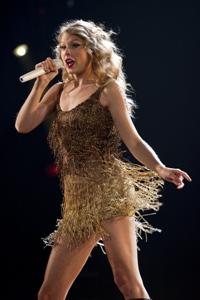 Taylor Swift wardrobe malfunction