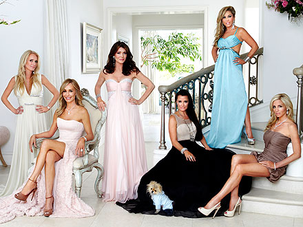 rhobh up in the air!