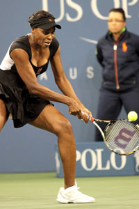 Venus Williams' illness