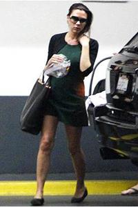 Victoria Beckham's fashion has gone flat